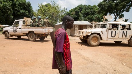 Death toll in Central African Republic attacks targeting Muslims could reach 30, UN says