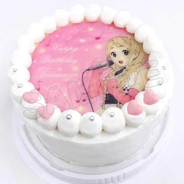 [残りわずか]【けいおん!桜高購買部】紬ちゃんのお誕生日お祝い用ケーキとグッズは本日5/15(月)ごご6時までのお取り扱