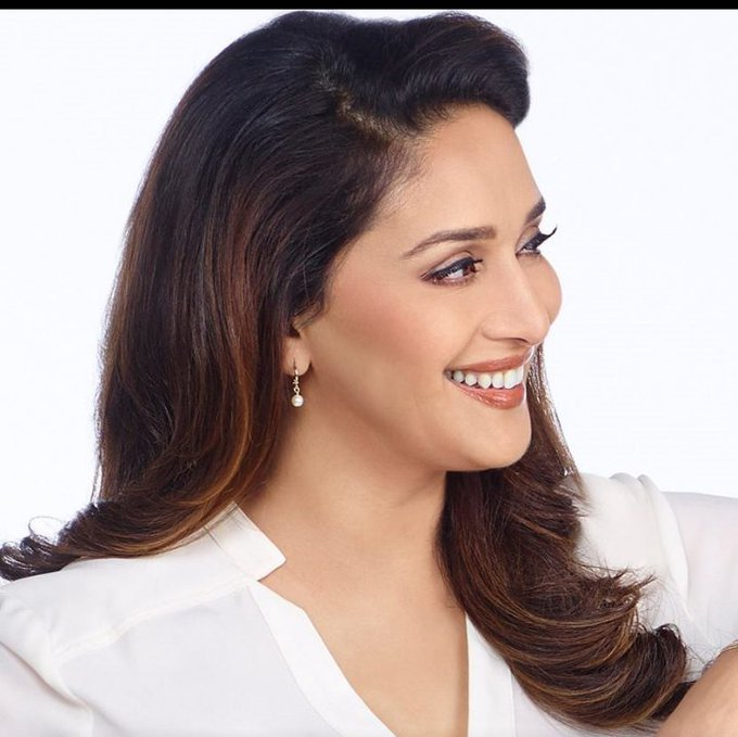 Wish a very happy birthday Love u HAPPY BIRTHDAY MADHURI DIXIT