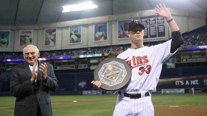 Let\s all wish a happy 36th birthday to former first baseman Justin Morneau.