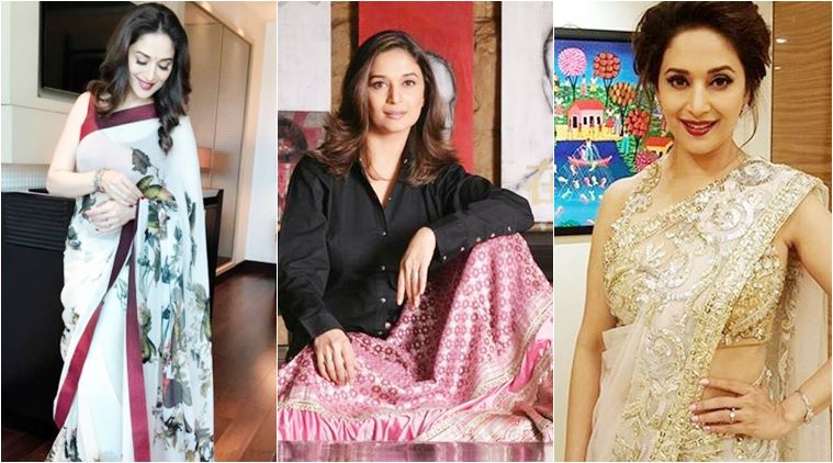Happy Birthday, Madhuri Dixit: At 50, she s still Bollywood s classic style diva,, -