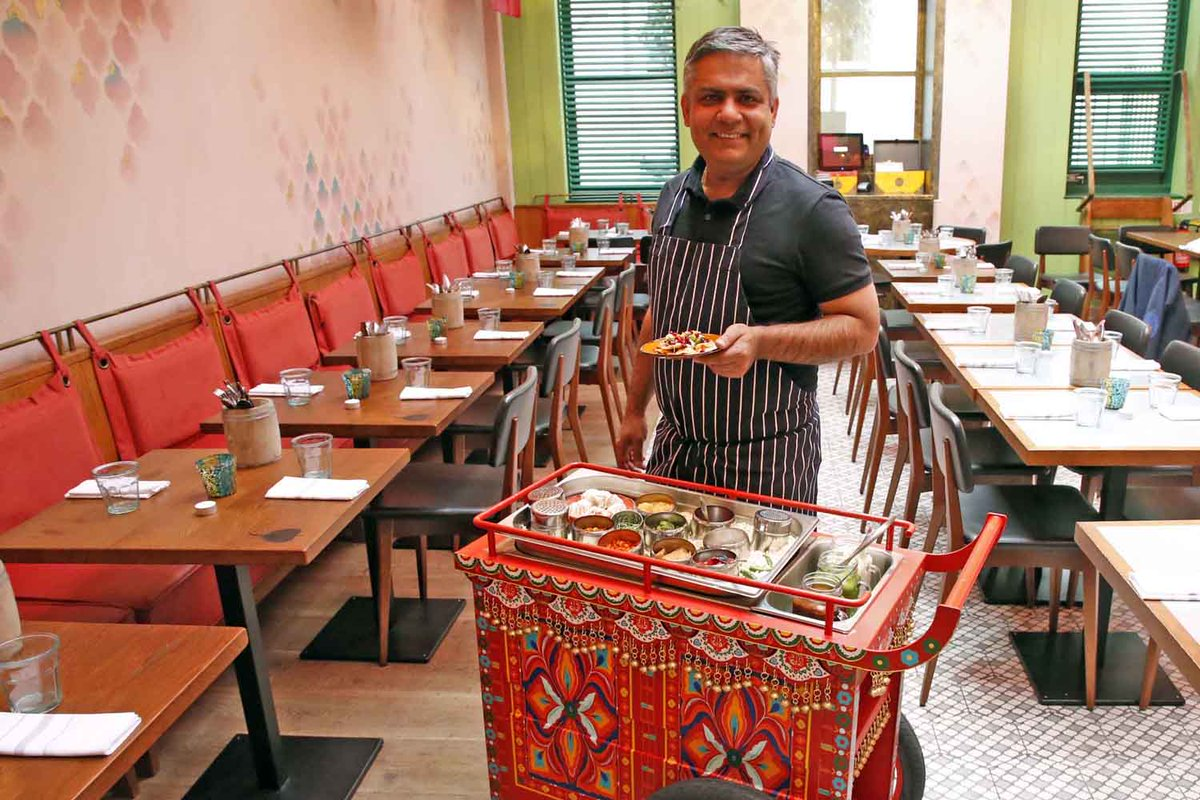 Cinnamon Bazaar London's Best Child-Friendly Brunch Spots
