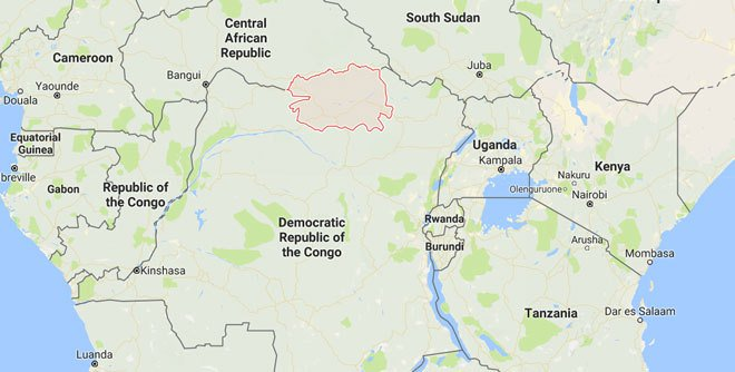 The remoteness of the DRC outbreak will help contain the spread