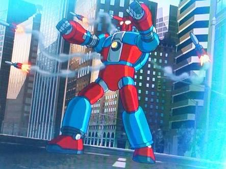 アルティメットスパイダーマンにゲッターそっくりなロボスパイダーが初登場してましたね。