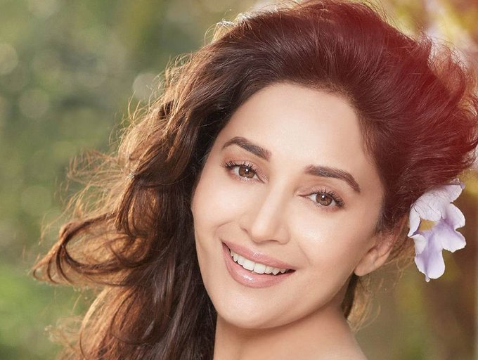 Wishing the \Dhak Dhak\ girl Madhuri Dixit a very happy birthday!!! Log on to