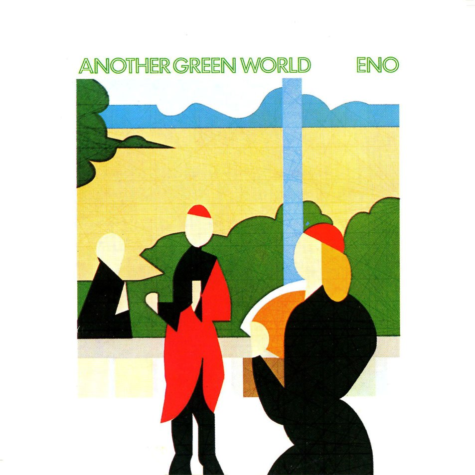 Happy Birthday Brian Eno, godfather of ambient.