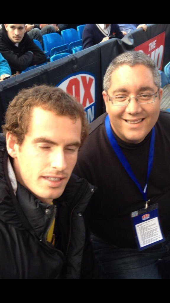 Happy Birthday to World Number 1 Tennis player have a great day my friend