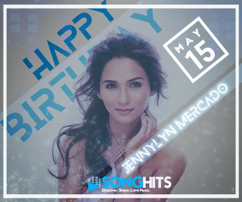 Happy Birthday Ms. Jennylyn Mercado!