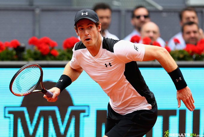 Happy birthday World No.1 Andy Murray