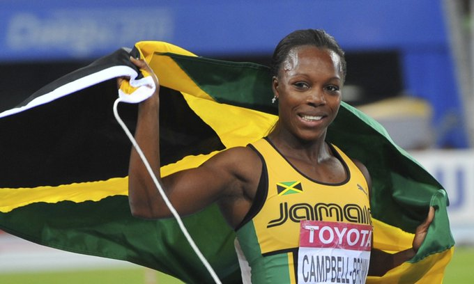 Happy 35th Birthday Veronica Campbell-Brown, Legendary Jamaican Athlete, born May 15th 1982.