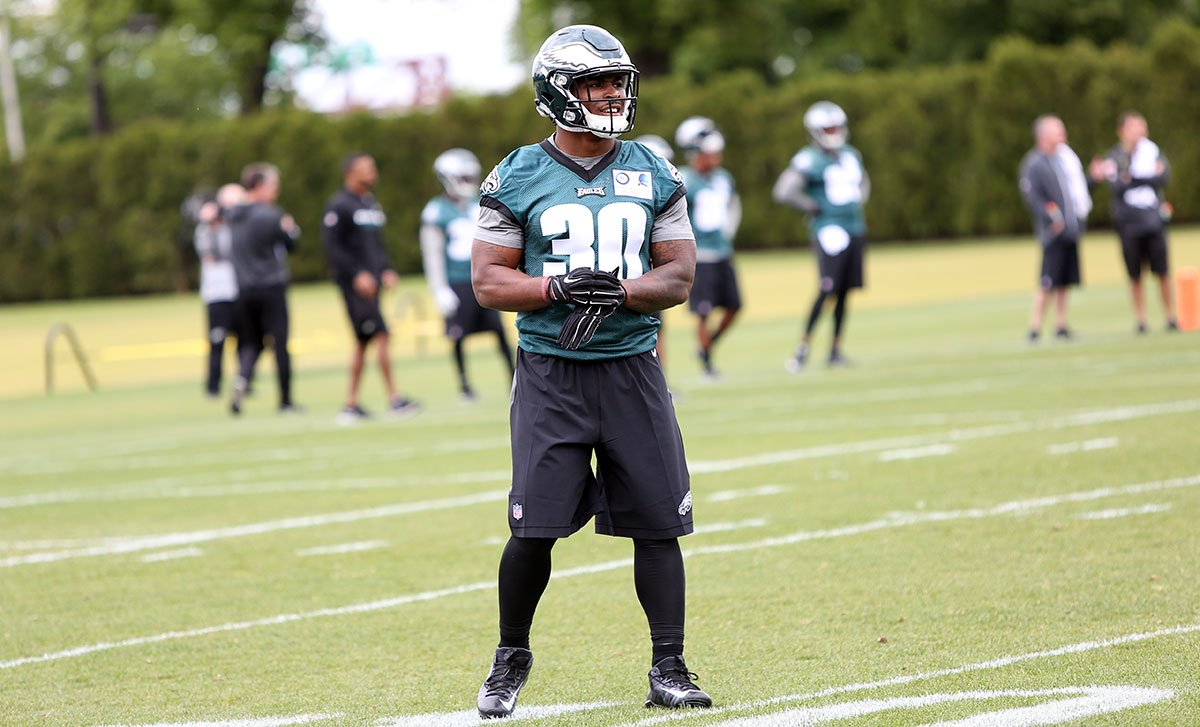 Local product Corey Clement is looking to make a name for himself with the #Eagles: https://t.co/q8lJr3DS31 https://t.co/MoJrlEbZYR