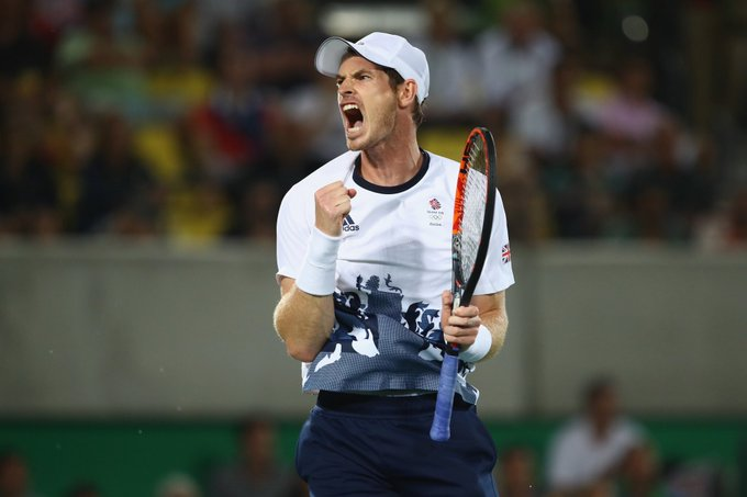 Happy Birthday to the absolute hero that is Andy Murray