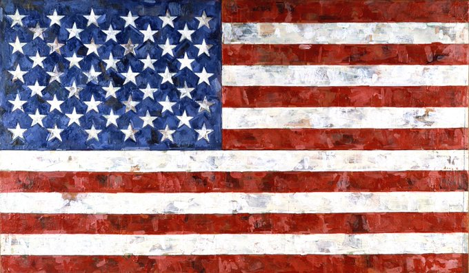 Happy Birthday Jasper Johns!