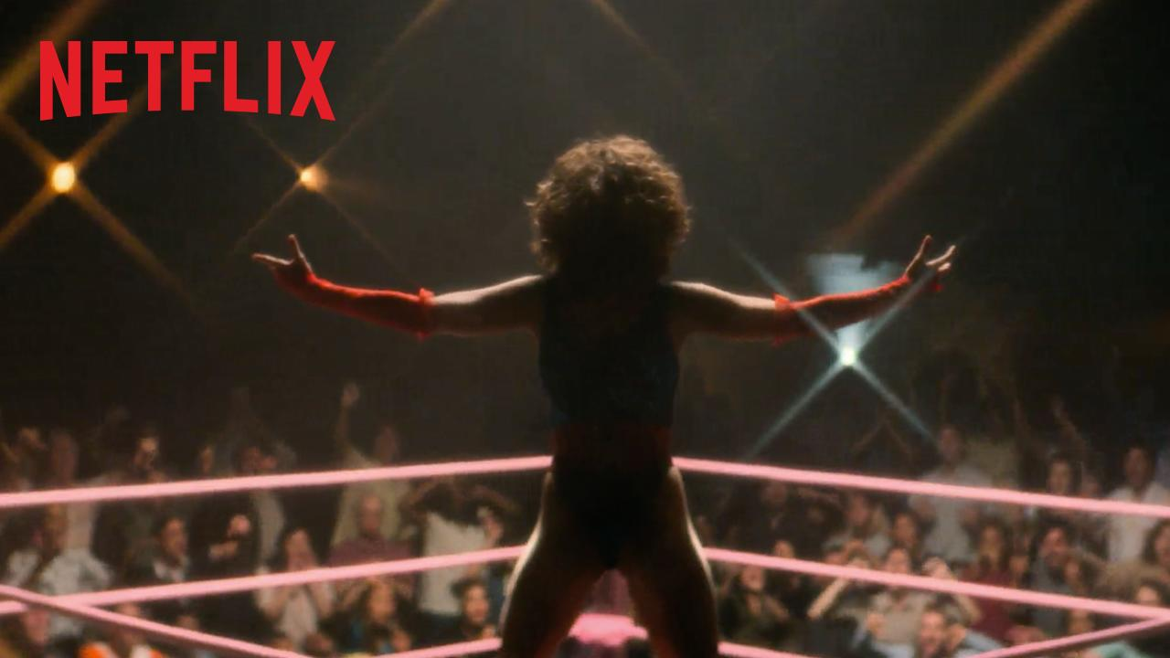 These gorgeous ladies are here to F it up. @GlowNetflix arrives June 23. https://t.co/pvRDdyRnq0