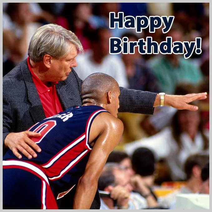 Happy birthday, Don Nelson!
