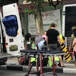 10-year-old boy hit by car at Yishun, taken to hospital with serious head injuries