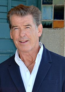 in 1953 Remington Steele (AKA Pierce Brosnan) is born in Drogheda. Happy Birthday Pierce.