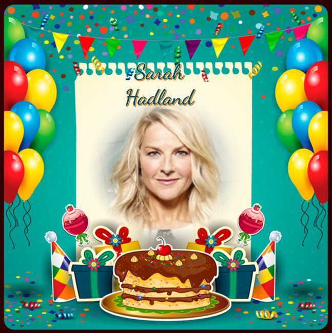 Happy Birthday Sarah Hadland, Mike Oldfield, Michael Dexter, Dorothy Shirley, Ralph Steadman & Ted Dexter