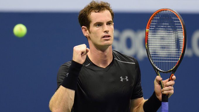 Happy Birthday Andy Murray born May 15, 1987