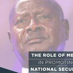 Museveni to make presentation on impact of 'fake' news on national security