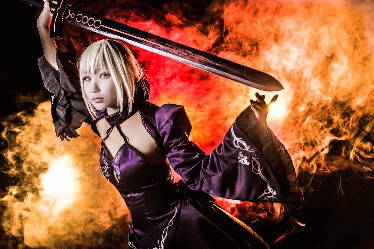 Fate/stay nightFate/Grand Orderセイバーオルタ(アルトリアオルタ)ーーー卑王鉄槌