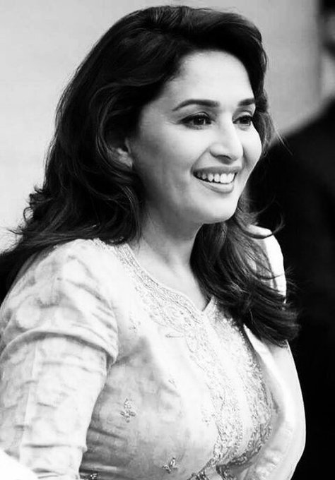 Happy 50th Birthday Madhuri Dixit - Nene!