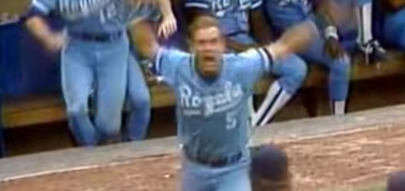 Happy 64th birthday, Let\s talk pine tar incident.