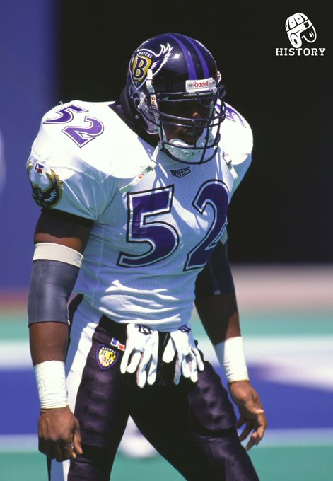 It all started in 1996 for 2x DPOY Ray Lewis.   Happy birthday