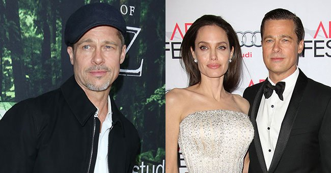 Brad Pitt just opened up about his divorce from Angelina Jolie, and his heavy drinking...