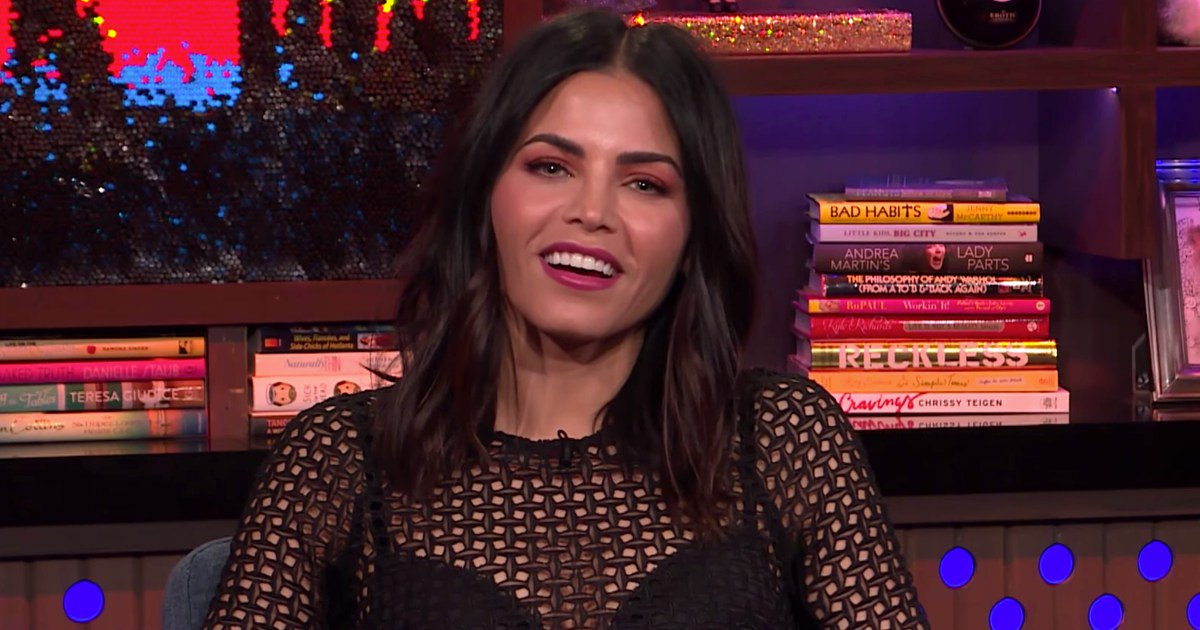 Jenna Dewan-Tatum opens up about dating Justin Timberlake: