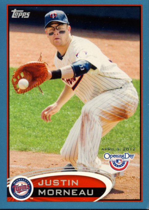 Happy 36th Birthday to New Westminster, B.C., native Justin Morneau!