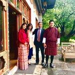Singapore FM meets Bhutan King; reaffirms bilateral ties