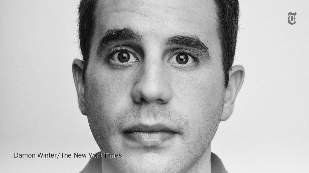"Ben Platt wrecks himself onstage in ""Dear Evan Hansen."" Surviving it takes practice. https://t.co/Nx63Ueqh9O https://t.co/bTtZSuyzlr"