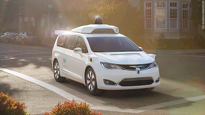 Waymo, Lyft team up on self-driving cars
