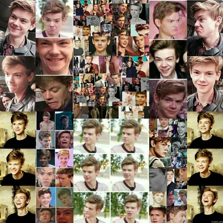 "Happy 27th Birthday Thomas Brodie-Sangster! A.K.A ""NEWT\""       ~Thomearl Tommica"