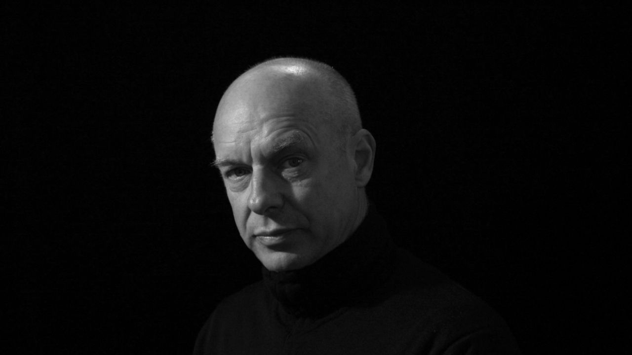 Happy birthday to Brian Eno, who is 69 today!