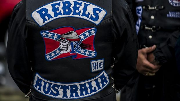 Man who hid in toilet said 'Rebels bikies' stormed Turner unit, court hears