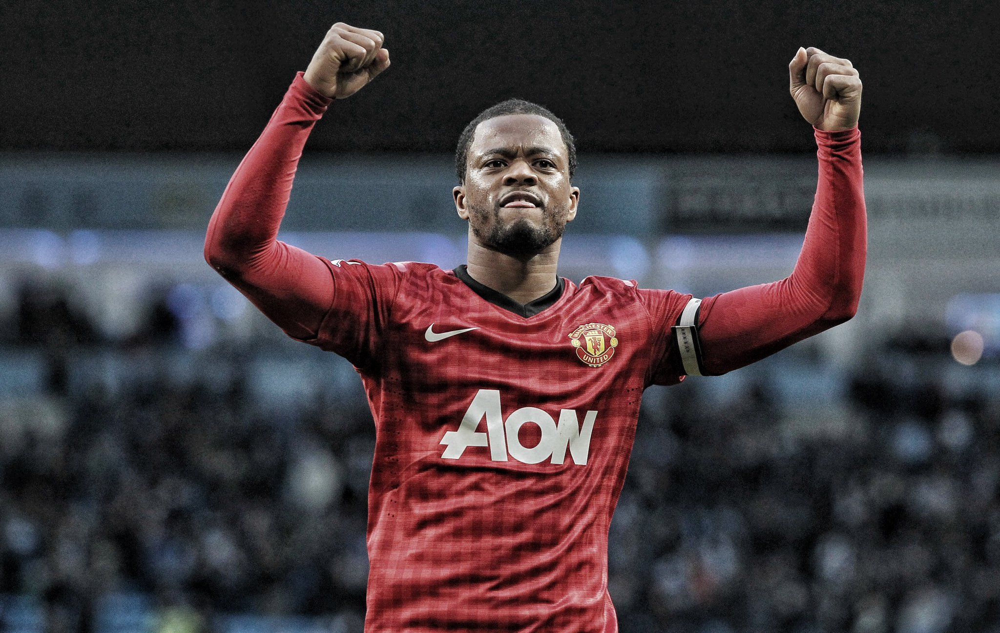 Happy 36th Birthday, Patrice Evra!