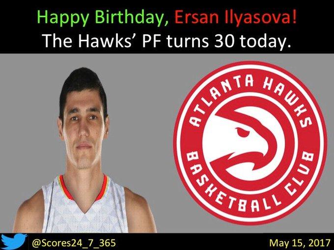 happy birthday Ersan Ilyasova!