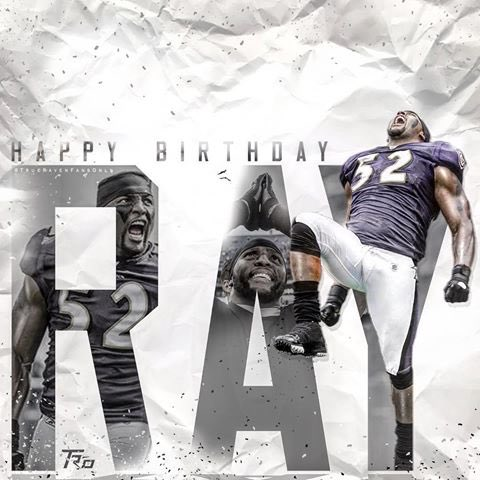 Happy Birthday Ray Lewis Best Linebacker Ever