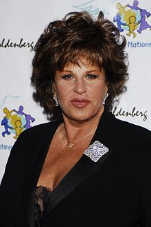 Happy 77th birthday, Lainie Kazan!