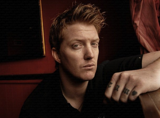'If you're going to be different, you're going to be hit by rocks. So you need to learn to like rocks.' - Josh Homme https://t.co/k4foKVFiQY