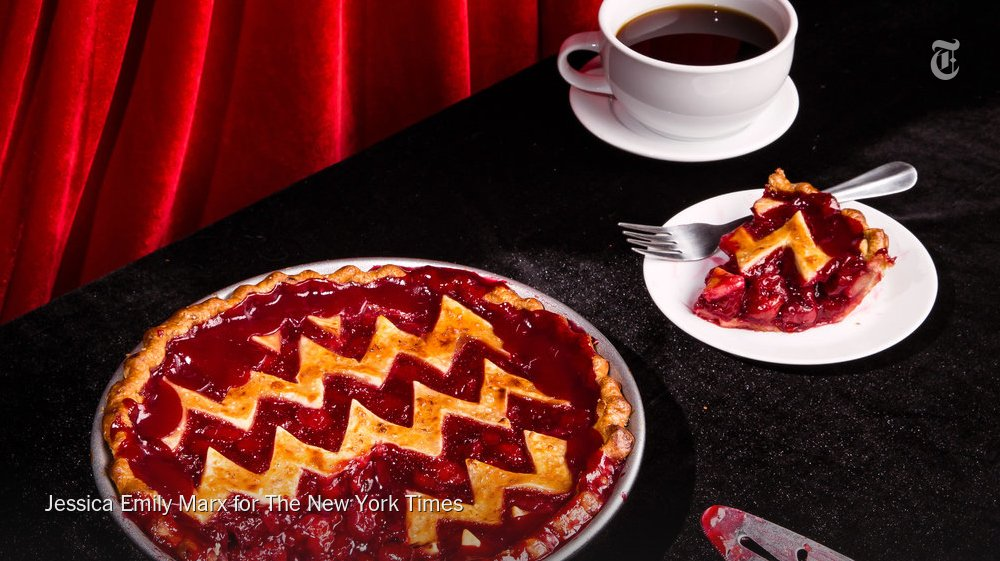 The @SHO_TwinPeaks cherry pie is not what it seems https://t.co/wjFlAczprA https://t.co/GYcB1gQdy5