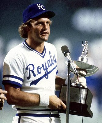 Happy 64th birthday to Baseball HOF legend George Brett .300 career BA and 3,154 hits