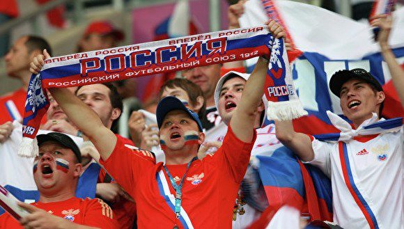 Девиз сборной России на Кубке Конфедераций 2018 года