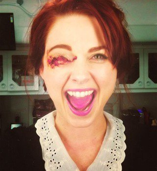 Happy Birthday Alexandra Breckenridge!!