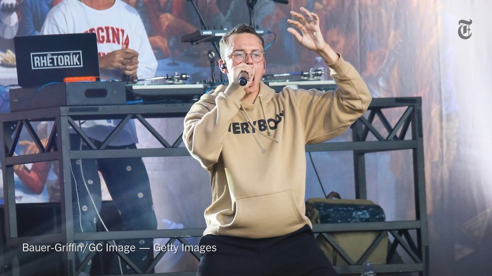 Streaming numbers gave the No. 1 spot on the Billboard album chart to the rapper Logic https://t.co/3tqacOIc8q https://t.co/ESXkguqbTf
