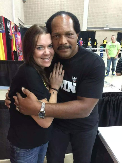 Happy Birthday to WWE Hall of Famer Ron Simmons