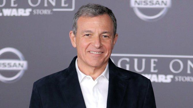 Hackers may have stolen unreleased Disney movie, CEO Bob Iger tells staff