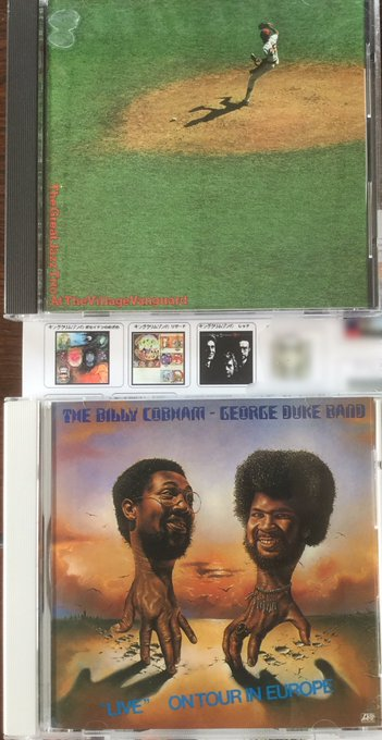 happy birthday. Billy Cobham & Robert Fripp & Betty Carter & Woody Herman & Janet Jackson & Joe Saraceno